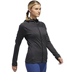 Women's adidas Outdoor Tracerocker Hooded Fleece Jacket
