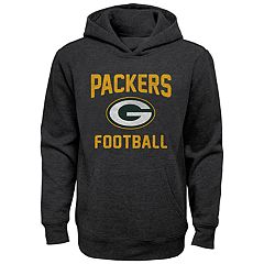 Boys 4-18 Green Bay Packers Prestige Hoodie