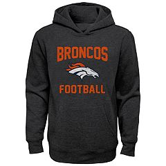Boys 4-18 Denver Broncos Prestige Hoodie