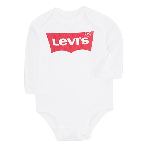 Baby Boy Levi's Batwing Bodysuit