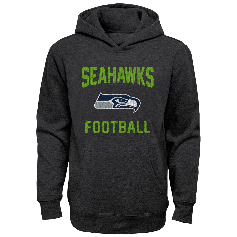 Boys 4-18 Seattle Seahawks Prestige Hoodie