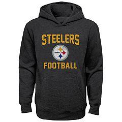 Boys 4-18 Pittsburgh Steelers Prestige Hoodie