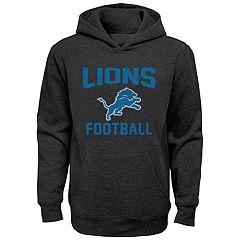 Boys 4-18 Detroit Lions Prestige Hoodie