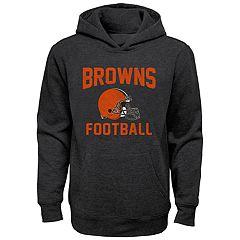 Boys 4-18 Cleveland Browns Prestige Hoodie