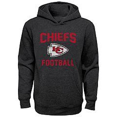 Boys 4-18 Kansas City Chiefs Prestige Hoodie