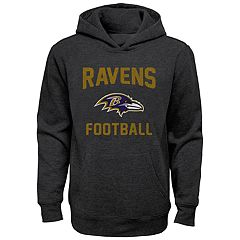 Boys 4-18 Baltimore Ravens Prestige Hoodie