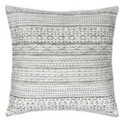 SONOMA Goods for Life? Ultimate Woven Stripe Feather Fill Throw Pillow