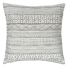 SONOMA Goods for Life™ Ultimate Woven Stripe Feather Fill Throw Pillow