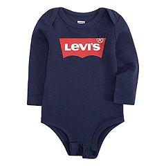 Baby Boy Levi's® Batwing Bodysuit