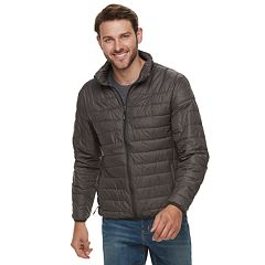 Men's Hemisphere Packable Lightweight Synthetic Fill Jacket