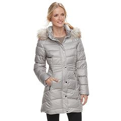 Women's Gallery Hooded Quilted Puffer Jacket