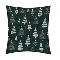 St. Nicholas Square® Tree Throw Pillow
