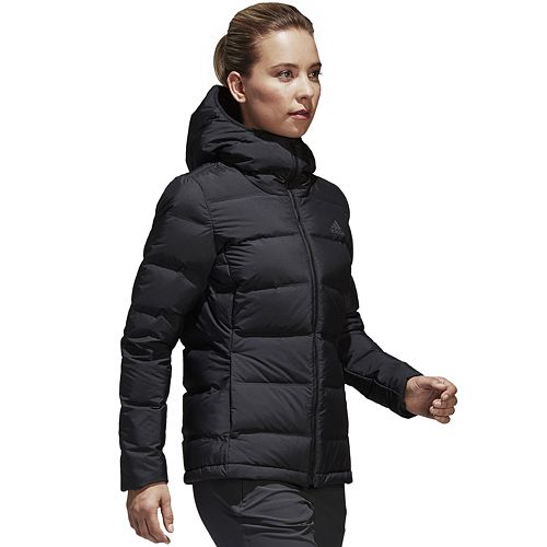 Women's adidas Outdoor Helionic Hooded Down Jacket