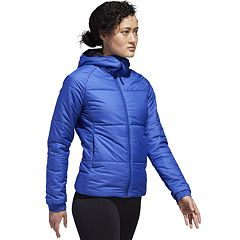 Women's adidas Outdoor BTS Hooded Midweight Jacket