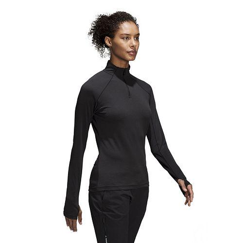 Women's adidas Outdoor Terrex Tracerocker Half-Zip Fleece Pullover