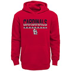 Boys 4-18 St. Louis Cardinals Pullover Hoodie