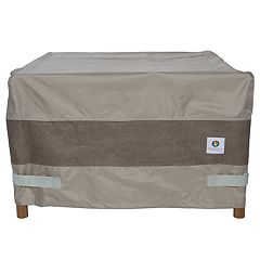 Duck Covers Elegant 56-in. Outdoor Rectangle Fire Pit Cover