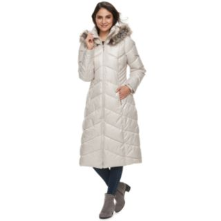 Women's Gallery Hooded Long Puffer Jacket
