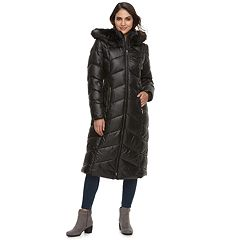 Women's Gallery Hooded Long Puffer Jacket
