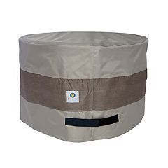 Duck Covers Elegant 31-in. Round Patio Ottoman & End Table Cover