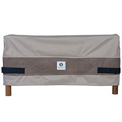 Duck Covers Elegant 32-in. Square Patio Ottoman & End Table Cover