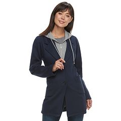 Women's Sebby Collection Hooded Fleece Jacket