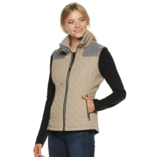 Women's Gallery Quilted Vest