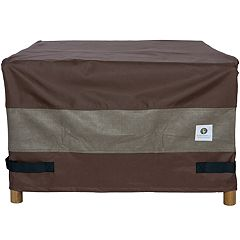 Duck Covers Ultimate 32-in. Square Outdoor Fire Pit Cover