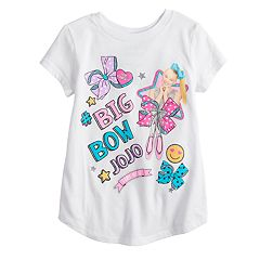Girls 4-10 Jumping Beans® JoJo Siwa '#Big Bow JoJo' Graphic Tee