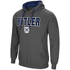 Men's Butler Bulldogs Pullover Fleece Hoodie