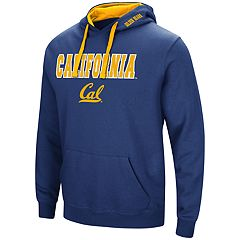 Men's Cal Golden Bears Pullover Fleece Hoodie
