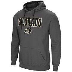 Men's Colorado Buffaloes Pullover Fleece Hoodie