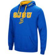 Men's San Jose State Spartans Pullover Fleece Hoodie
