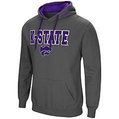 Men's Kansas State Wildcats Pullover Fleece Hoodie