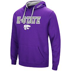 Men's Kansas State Wildcats Pullover Fleece Hoodie