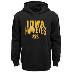 Boys 4-18 Iowa Hawkeyes Flux Hoodie