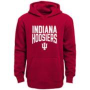 Boys 4-18 Indiana Hoosiers Flux Hoodie