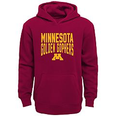 Boys 4-18 Minnesota Golden Gophers Flux Hoodie