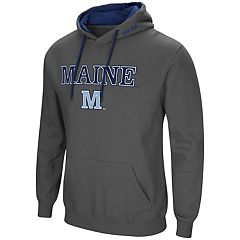 Men's Maine Black Bears Pullover Fleece Hoodie