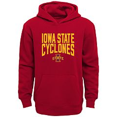 Boys 8-20 Iowa State Cyclones Flux Hoodie