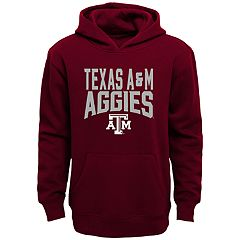 Boys 8-20 Texas A&M Aggies Flux Hoodie