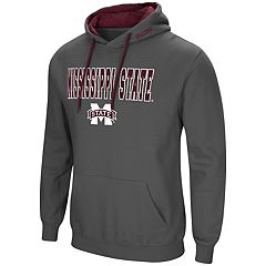 Men's Mississippi State Bulldogs Pullover Fleece Hoodie