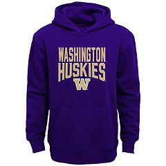 Boys 8-20 Washington Huskies Flux Hoodie