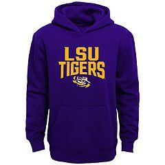Boys 4-18 LSU Tigers Flux Hoodie