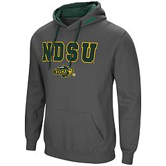 Men's North Dakota State Bison Pullover Fleece Hoodie
