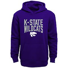 Boys 4-18 Kansas State Wildcats Flux Hoodie