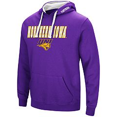 Men's Northern Iowa Panthers Pullover Fleece Hoodie