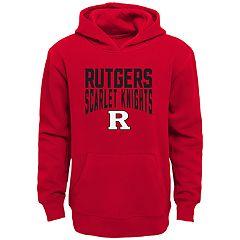 Boys 4-18 Rutgers Scarlet Knights Flux Hoodie