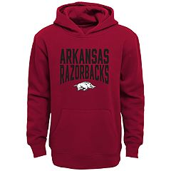 Boys 8-20 Arkansas Razorbacks Flux Hoodie