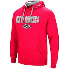 Men's New Mexico Lobos Pullover Fleece Hoodie